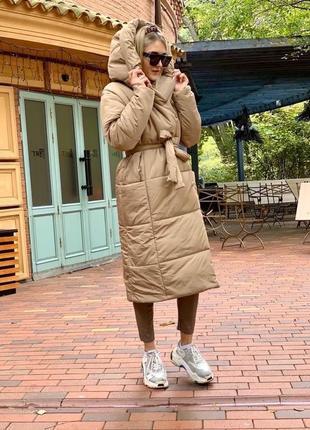Пальто куртка одеяло пуховик