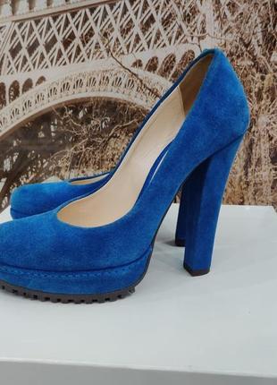 Туфли left and right производство италия