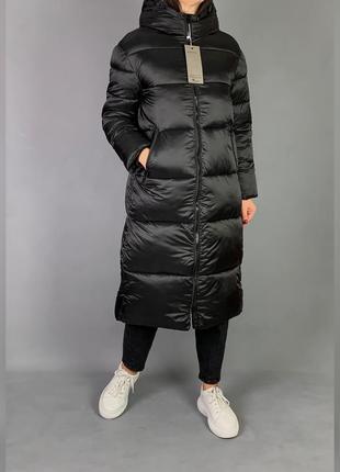 Пуховик одеяло пальто зимнее эко пух куртка бойфренд/оверсайз !