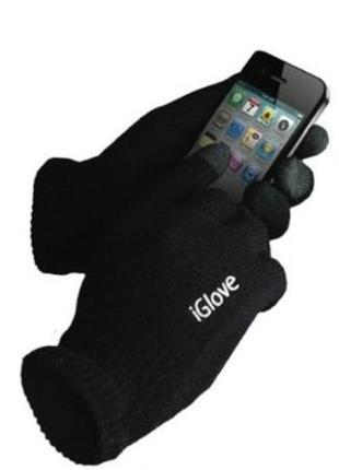 Рукавиці, перчатки iglove. сенсорні