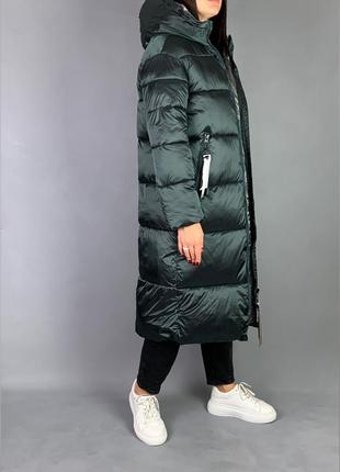 Пуховики одеяло бойфренд оверсайз /длинная зимняя куртка 2020!