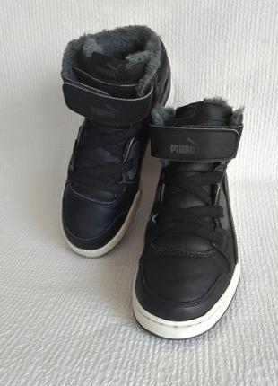 Puma оригинальные кроссовки ботинки 35