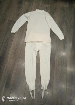 Мужской термо костюм, термо белье 48-52