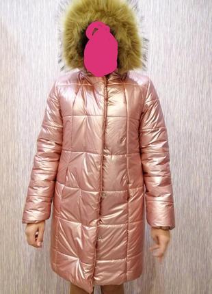 Пальто дівоче