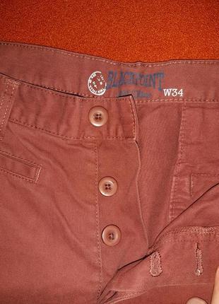 Мужские бордовые шорты