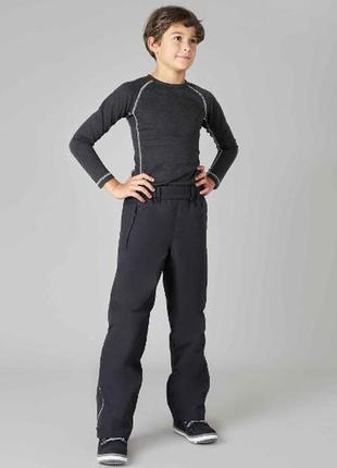 Зимние брюки штаны reima tec topakka 134 140 см рейма непромокаемые