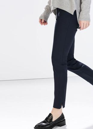 Брюки штаны классические zara