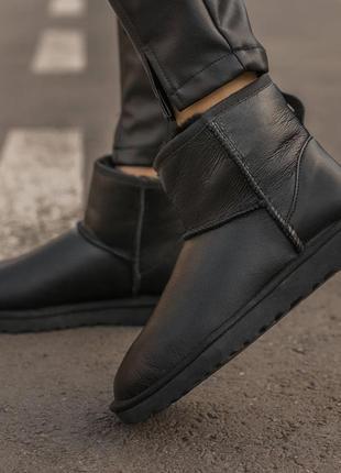 Мужские зимние сапоги ugg classic mini ii boot