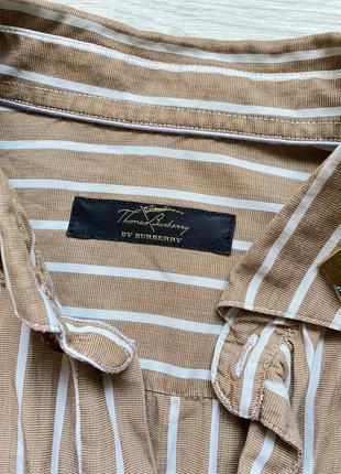 Рубашка  burberry оригинал