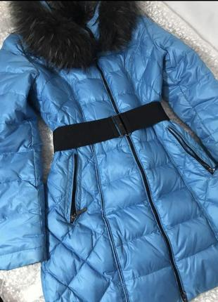 Пуховик, зимняя куртка