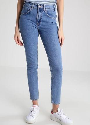Скинни джинсы levi's 721