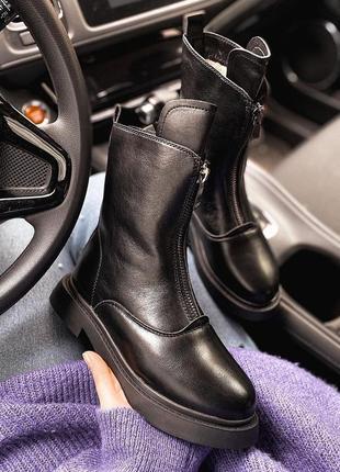 Ботинки трендовые ботинки зима ❄️