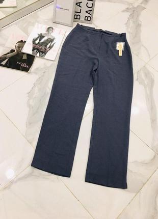 Scott & taylor новые актуальные сиреневые базовые классические брюки прямого кроя
