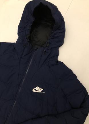 Куртка, пуховик nike nsw down fill jacket