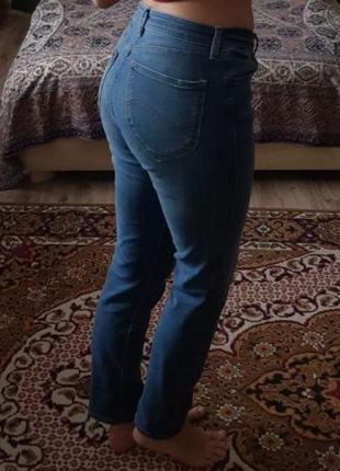 Джинси джинсы lee