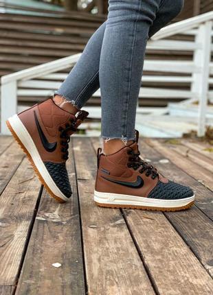Крутые зимние кроссовки на меху
