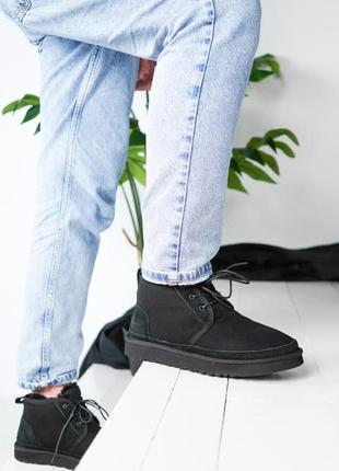 Шикарные мужские зимние сапоги угги ugg ultra style