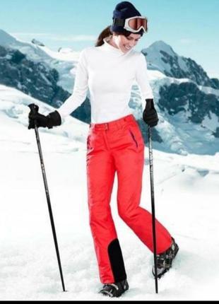 Лыжные штаны tchibo р.40 евро (наш р.46-48) новые