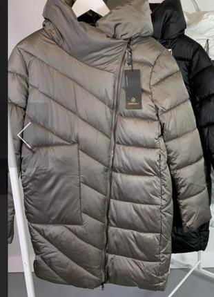 Курточка пуховик пальто зима
