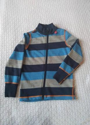 Термо кофта ulvang з мериносової шерсті светрик свитер кардиган шерстяной