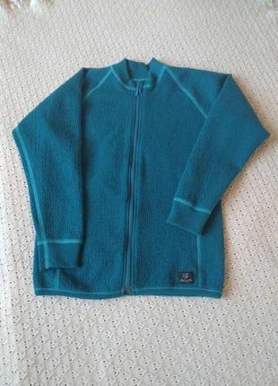 Термокофта свитер из мериносовой шерсти термо кардиган шерстяной светрик светр