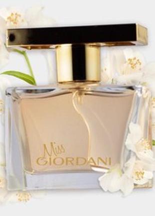 Женская парфюмерная вода miss giordani [мисс джордани]