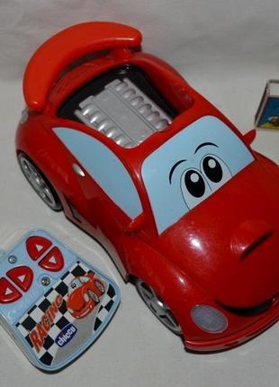 Машинка радиоуправляемая кабриолет джонни chicco чикко