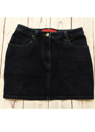 Юбка джинсовая fcuk