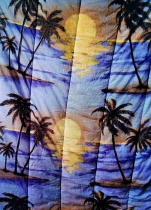 Одеяло пуховое односпальное ,пр- во г.д.р. , новое , с фабричной этикеткой , очень теплое