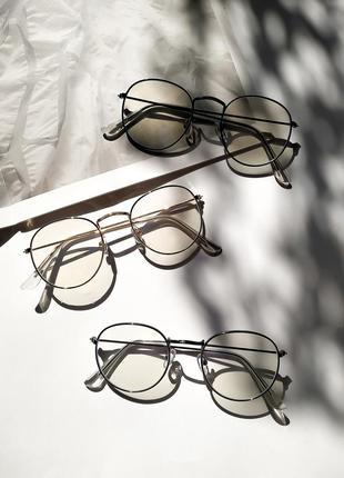 Sale! имиджевые очки с защитным покрытием antibluray