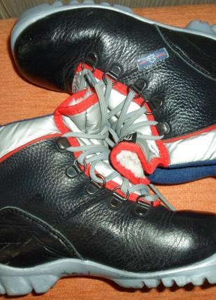 Ботинки детские лыжные беговые nnn размер 30