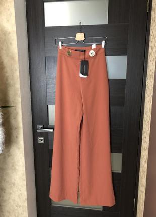 Очень стильные брюки-палаццо от zara🔥
