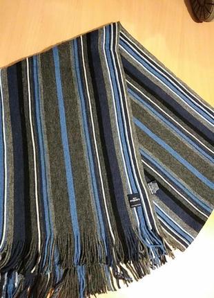 Мужской шарф немецкого бренда engbers