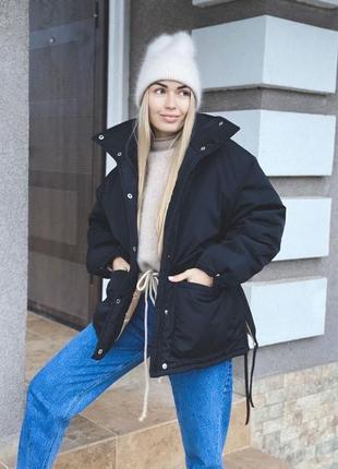 Куртка демисезон зима парка