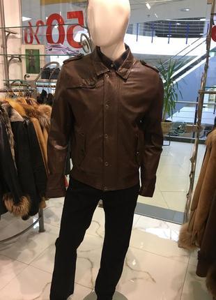 Levinson кожаная куртка