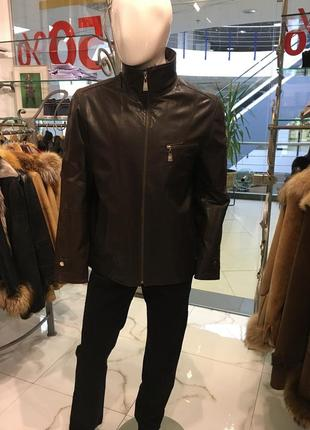 Tora&tora кожаная куртка