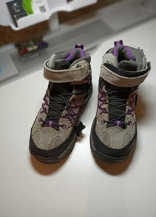 Демисезонные ботинки cmp