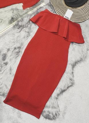 Новое бордовое платье по фигуре asos
