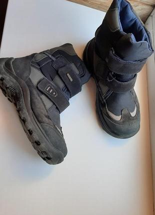 Сапоги ботинки 36размер