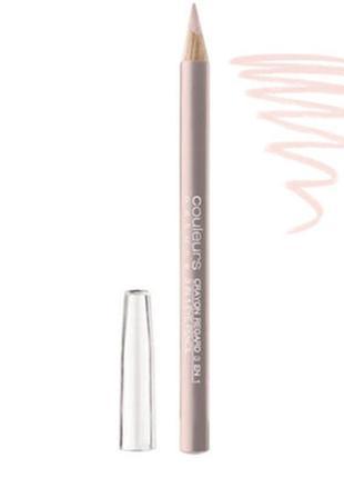 Скидка! карандаш для контура глаз 3в1, белый