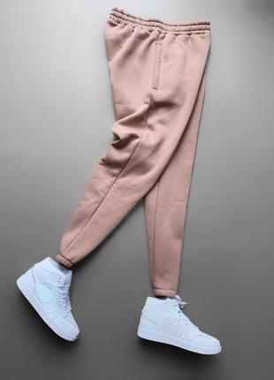 Спортивные штаны на флисе