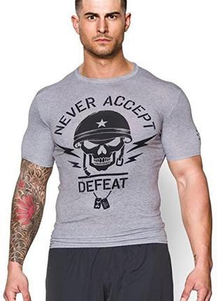 Футболка under armour men's ua freedom army compression shirt