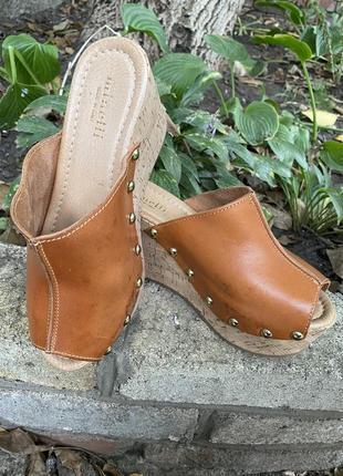 Сабо, женская обувь новая