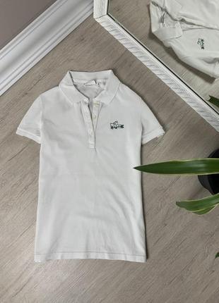 Lacoste by peter saville поло женское оригинал футболка лакоста