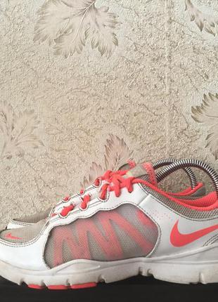 Найк flex trainer 2 спортивные кроссовки