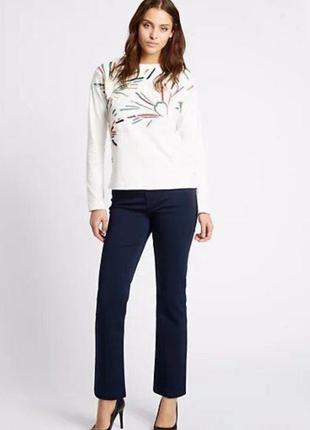 Классные джинсы со стразами m&s peruna