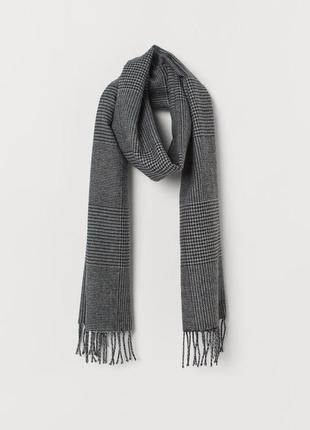 Мужской шарф h&m