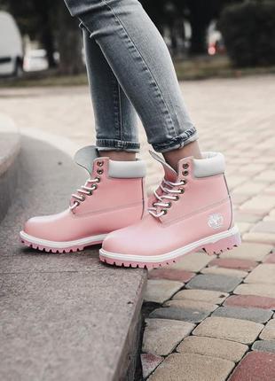 Тимберленд женские зимние ботинки timberland
