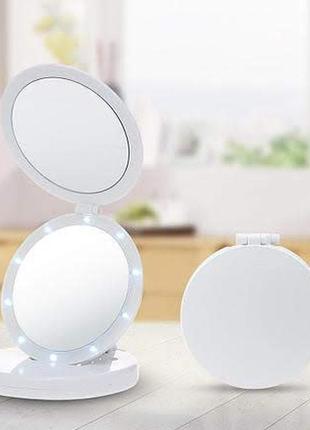 Зеркало с подсветкой large led mirror к. 009