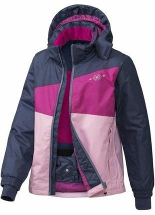 Лыжная термо куртка кривит р.158/164 нюанс